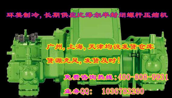 冷库用比泽尔HSK7461-80压缩机